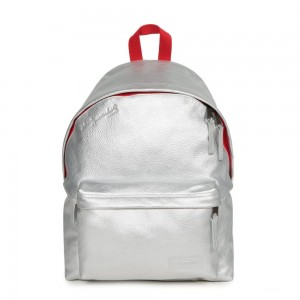 Eastpak Padded Pak'r® Andy Warhol Silver Can [ Promotion Black Friday Soldes ]
