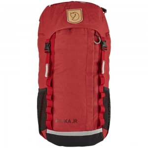 FJALLRAVEN Kajka - Sac à dos Enfant - 20l rouge Rouge [ Promotion Black Friday Soldes ]