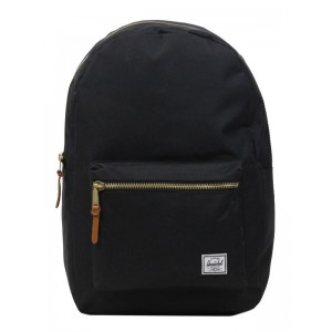 Herschel Sac à dos Settlement black [ Promotion Black Friday Soldes ]