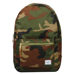 Herschel Sac à dos Settlement woodland camo [ Promotion Black Friday Soldes ]