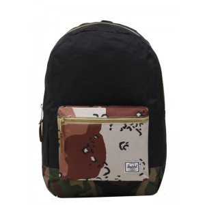 Herschel Sac à dos Settlement black desert camo [ Promotion Black Friday Soldes ]