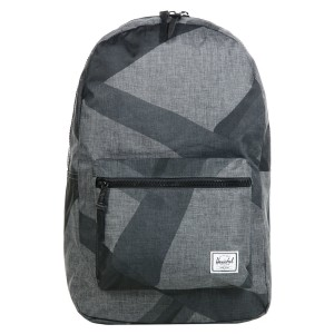 Herschel Sac à dos Settlement black portal [ Promotion Black Friday Soldes ]