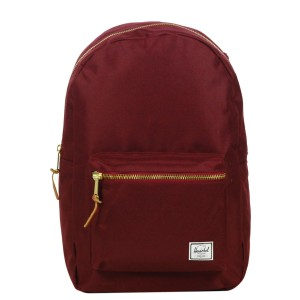 Herschel Sac à dos Settlement windsor wine [ Promotion Black Friday Soldes ]