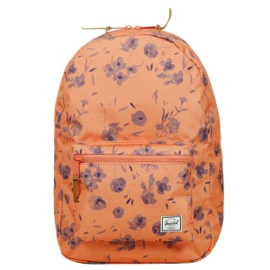 Herschel Sac à dos Settlement ruby burnt coral [ Promotion Black Friday Soldes ]