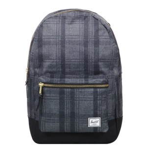 Herschel Sac à dos Settlement plaid [ Promotion Black Friday Soldes ]
