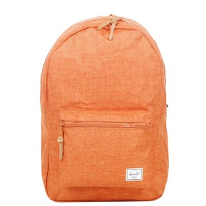 Herschel Sac à dos Settlement burnt orange crosshatch [ Promotion Black Friday Soldes ]