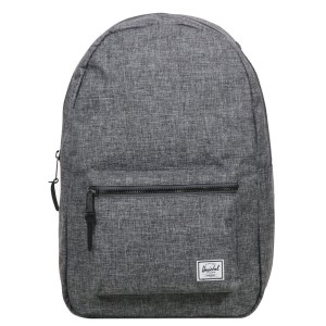 Herschel Sac à dos Settlement raven crosshatch black [ Promotion Black Friday Soldes ]