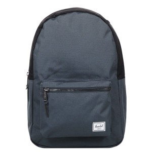 Herschel Sac à dos Settlement dark shadow black [ Promotion Black Friday Soldes ]