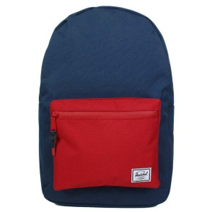 Herschel Sac à dos Settlement navy/red/red [ Promotion Black Friday Soldes ]