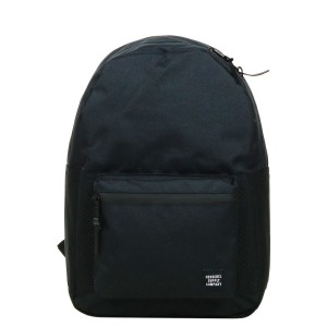 Herschel Sac à dos Settlement Aspect black/black rubber [ Promotion Black Friday Soldes ]