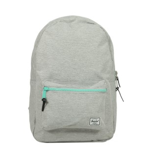 Herschel Sac à dos Settlement light grey crosshatch [ Promotion Black Friday Soldes ]