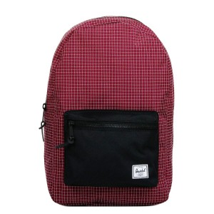 Herschel Sac à dos Settlement windsor wine grid [ Promotion Black Friday Soldes ]