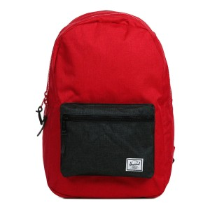 Herschel Sac à dos Settlement barbados cherry crosshatch/black crosshatch [ Promotion Black Friday Soldes ]