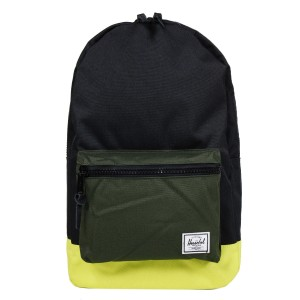 Herschel Sac à dos Settlement black/forest night/evening primrose [ Promotion Black Friday Soldes ]