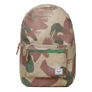 Herschel Sac à dos Settlement brushstroke camo [ Promotion Black Friday Soldes ]