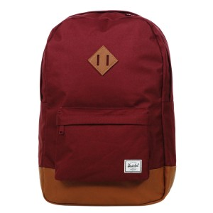 Herschel Sac à dos Heritage windsor wine [ Promotion Black Friday Soldes ]