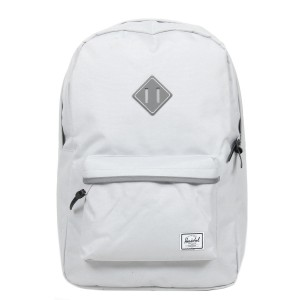 Herschel Sac à dos Heritage lunar rock grey/grey rubber/lunar rock [ Promotion Black Friday Soldes ]
