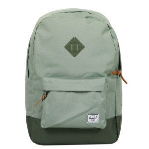 Herschel Sac à dos Heritage shadow/beetle rubber [ Promotion Black Friday Soldes ]