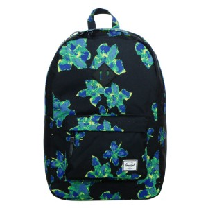 Herschel Sac à dos Heritage neon floral/black rubber [ Promotion Black Friday Soldes ]