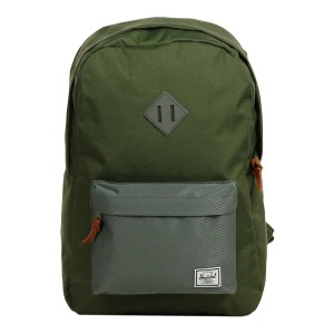 Herschel Sac à dos Heritage ivy green/smoked pearl [ Promotion Black Friday Soldes ]