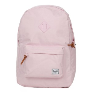 Herschel Sac à dos Heritage pink lady crosshatch [ Promotion Black Friday Soldes ]