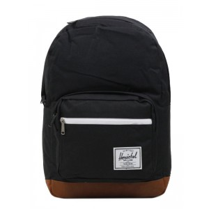 Herschel Sac à dos Pop Quiz black/tan [ Promotion Black Friday Soldes ]