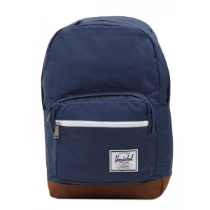 Herschel Sac à dos Pop Quiz navy/tan [ Promotion Black Friday Soldes ]