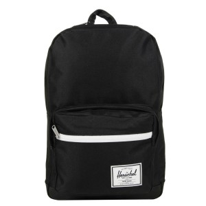 Herschel Sac à dos Pop Quiz black/black [ Promotion Black Friday Soldes ]
