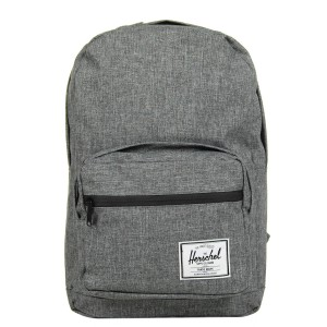 Herschel Sac à dos Pop Quiz raven crosshatch [ Promotion Black Friday Soldes ]