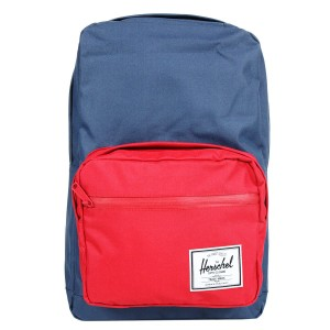 Herschel Sac à dos Pop Quiz navy/red [ Promotion Black Friday Soldes ]