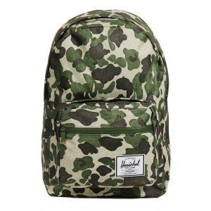 Herschel Sac à dos Pop Quiz frog camo [ Promotion Black Friday Soldes ]