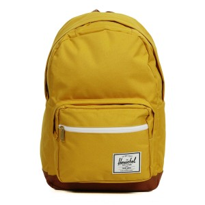 Herschel Sac à dos Pop Quiz arrowwood/tan synthetic leather | Pas Cher Jusqu'à 20% - 80%