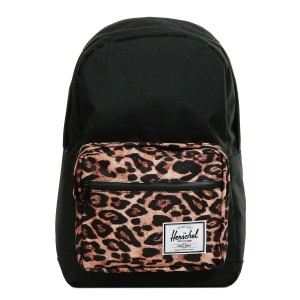 Herschel Sac à dos Pop Quiz black/desert cheetah [ Promotion Black Friday Soldes ]