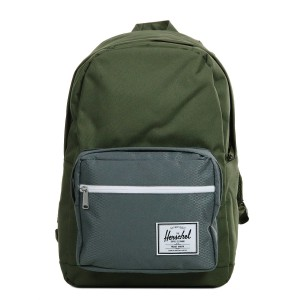 Herschel Sac à dos Pop Quiz ivy green/smoked pearl [ Promotion Black Friday Soldes ]