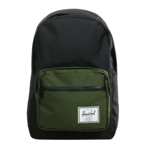 Herschel Sac à dos Pop Quiz black/forest night | Pas Cher Jusqu'à 20% - 80%