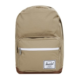 Herschel Sac à dos Pop Quiz kelp/saddle brown [ Promotion Black Friday Soldes ]