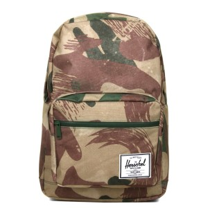 Herschel Sac à dos Pop Quiz brushstroke camo [ Promotion Black Friday Soldes ]