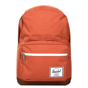 Herschel Sac à dos Pop Quiz apricot brandy/saddle brown [ Promotion Black Friday Soldes ]