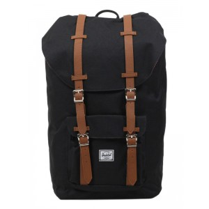 Herschel Sac à dos Little America black/tan [ Promotion Black Friday Soldes ]