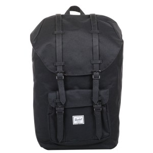 Herschel Sac à dos Little America black/black [ Promotion Black Friday Soldes ]