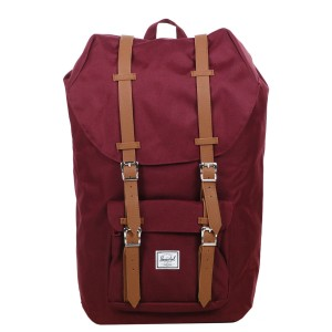 Herschel Sac à dos Little America windsor wine [ Promotion Black Friday Soldes ]