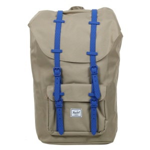 Herschel Sac à dos Little America brindle/cobalt native rubber [ Promotion Black Friday Soldes ]