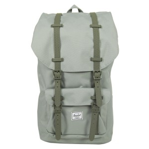 Herschel Sac à dos Little America shadow/beetle rubber [ Promotion Black Friday Soldes ]