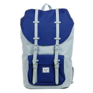 Herschel Sac à dos Little America quarry/blueprint/quarry rubber [ Promotion Black Friday Soldes ]
