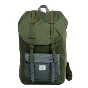 Herschel Sac à dos Little America ivy green/smoked pearl [ Promotion Black Friday Soldes ]