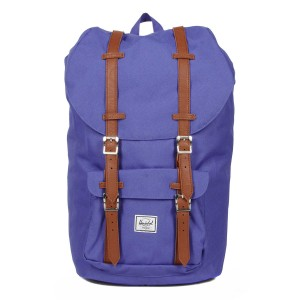 Herschel Sac à dos Little America deep ultra-marine [ Promotion Black Friday Soldes ]
