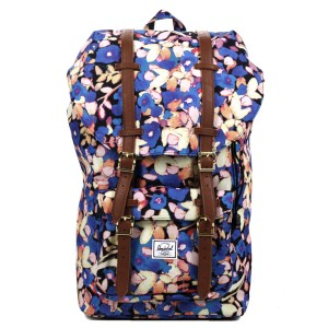 Herschel Sac à dos Little America painted floral [ Promotion Black Friday Soldes ]