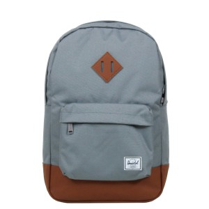 Herschel Sac à dos Heritage Mid Volume grey/tan [ Promotion Black Friday Soldes ]