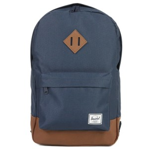 Herschel Sac à dos Heritage Mid Volume navy [ Promotion Black Friday Soldes ]
