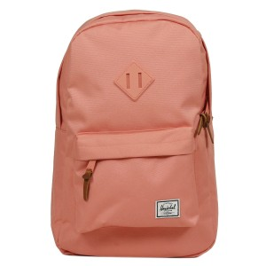 Herschel Sac à dos Heritage Mid Volume strawberry ice [ Promotion Black Friday Soldes ]
